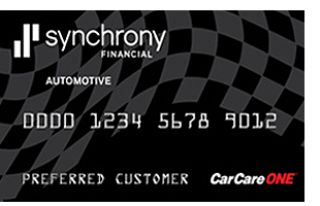 Synchrony Financing - Auto Repair Financing