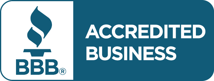 A+ Rating and Accredited Better Business Bureau