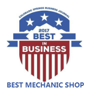 2017 CSBJ Best in Business Mechanic Shop